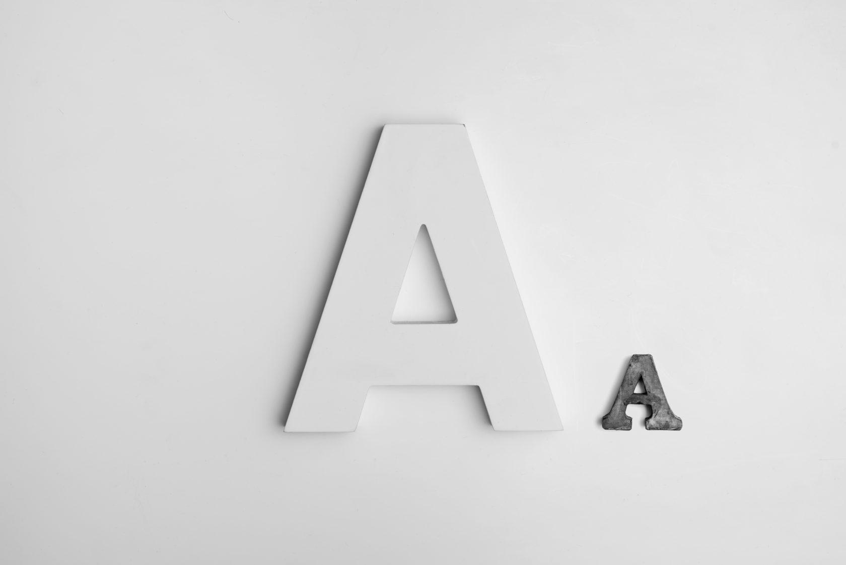 Hemsidors Typografi